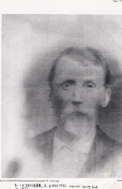 John Wesley Peavy