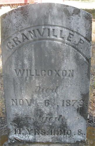 Granville T Wilcoxson