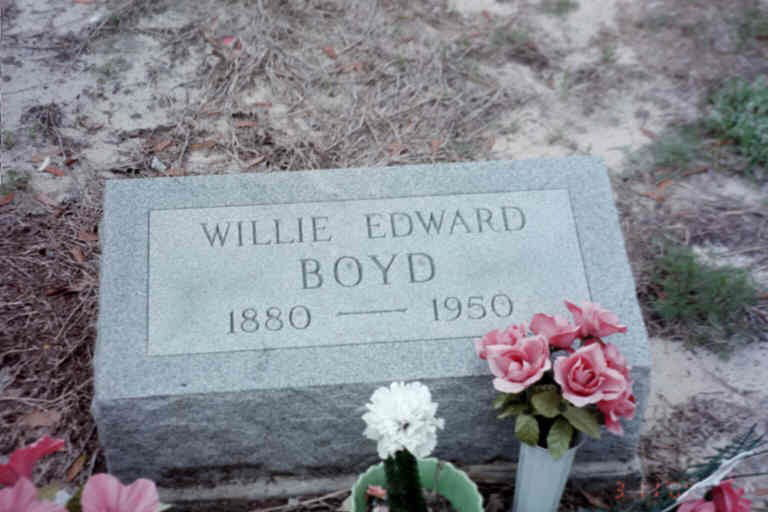William Edward Boyd