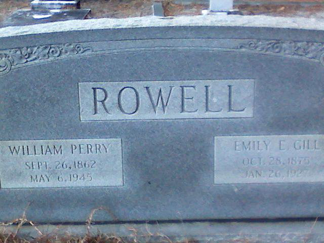 Perry Rowell