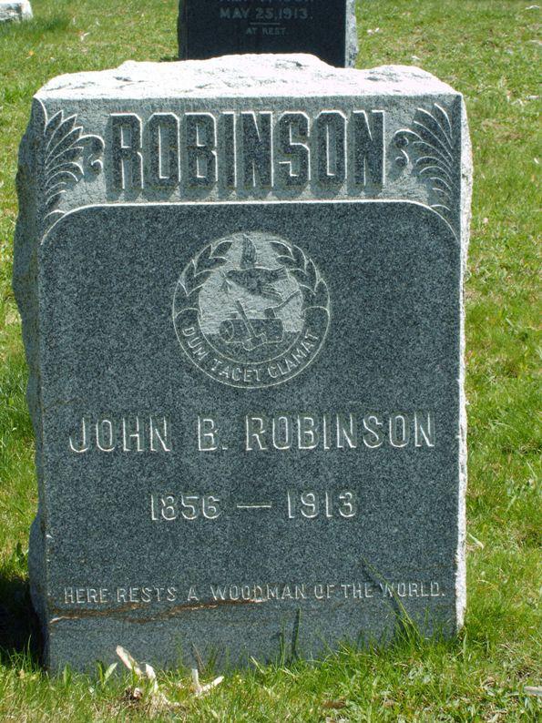 John Beverley Robinson