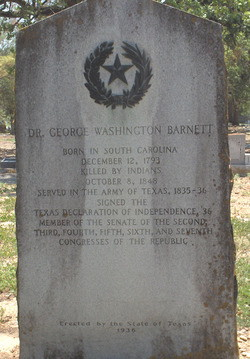 George Washington Barnett