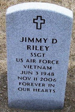 Jimmy Dale Riley
