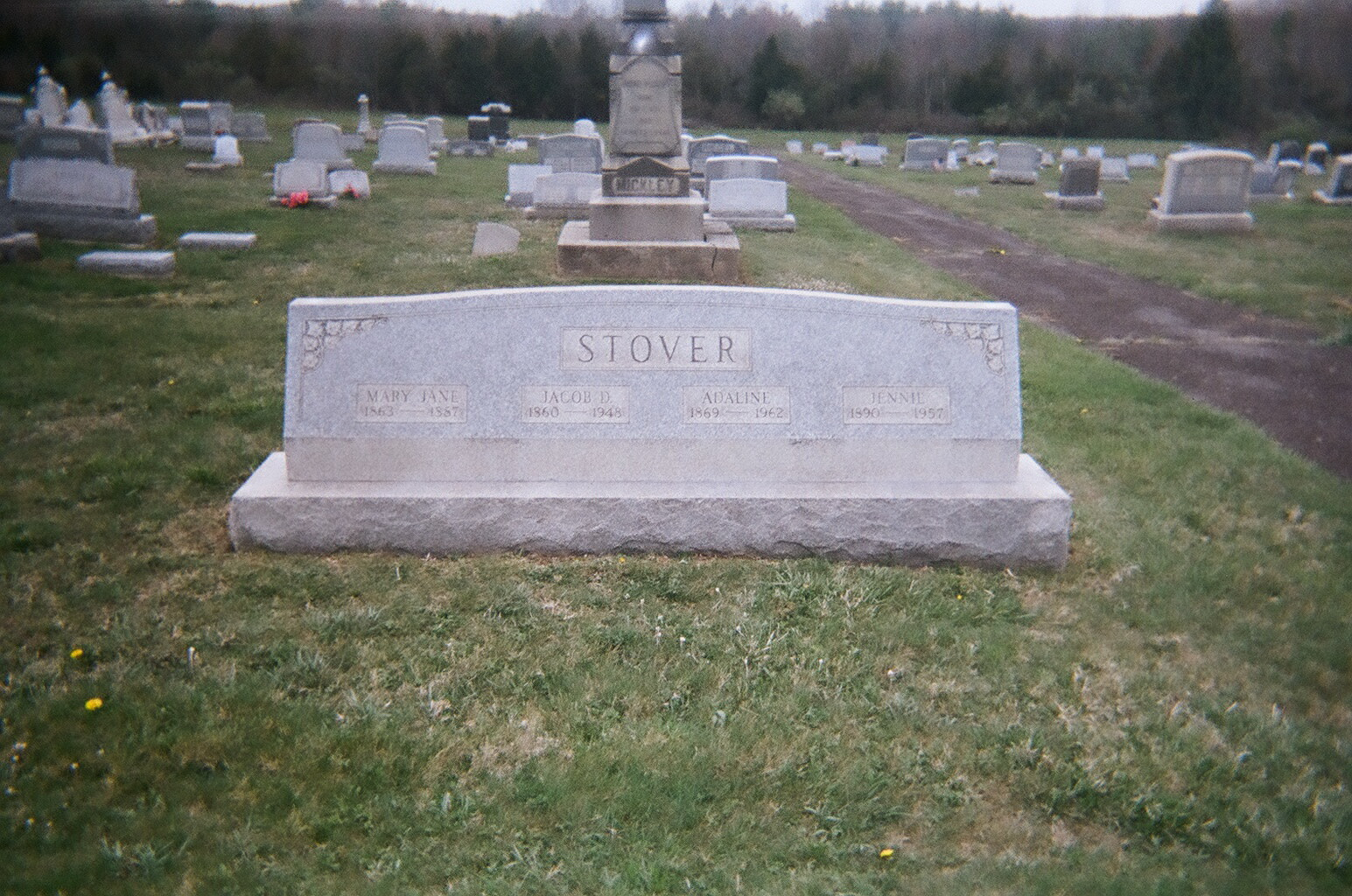 Jacob Price Stover