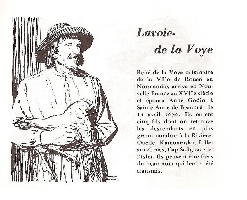 Rene De La Voye