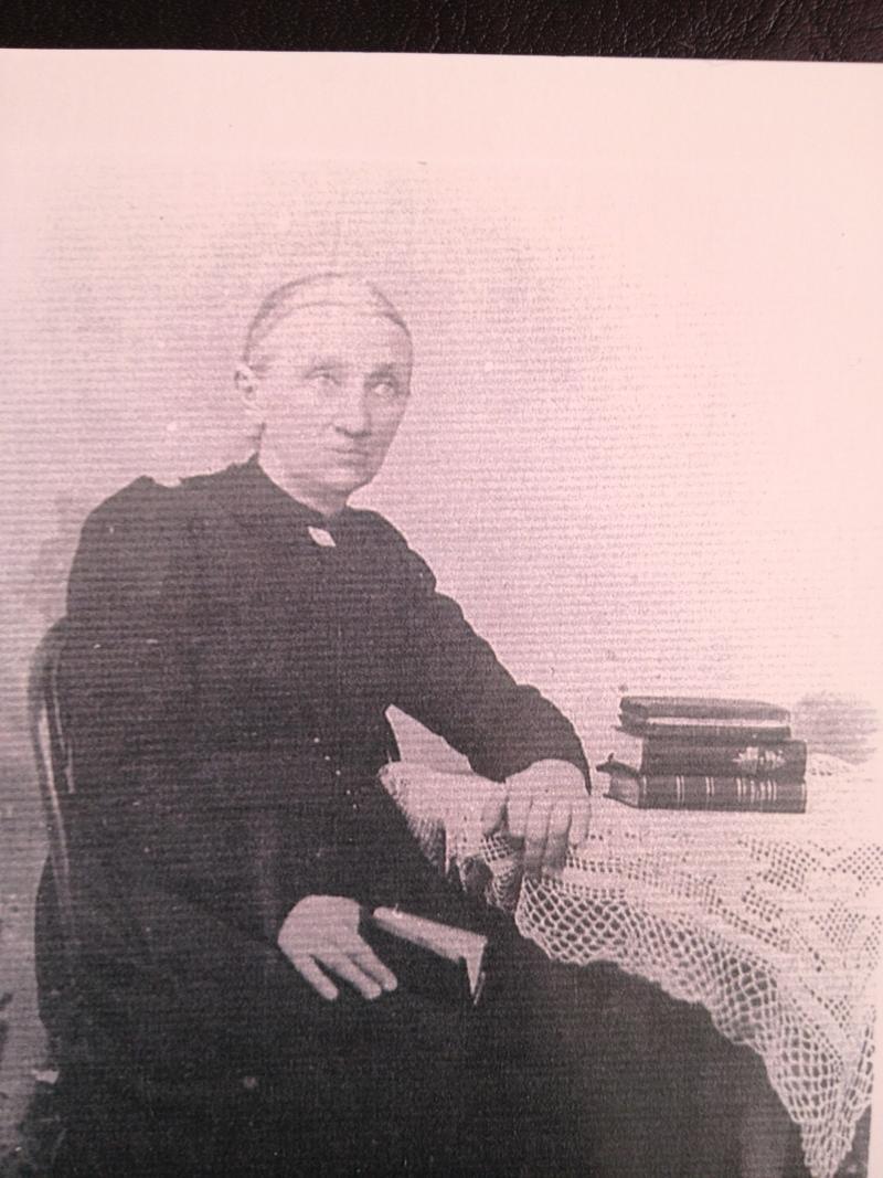 Harriet Yeager