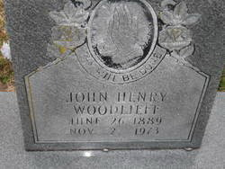 John Henry Woodlief