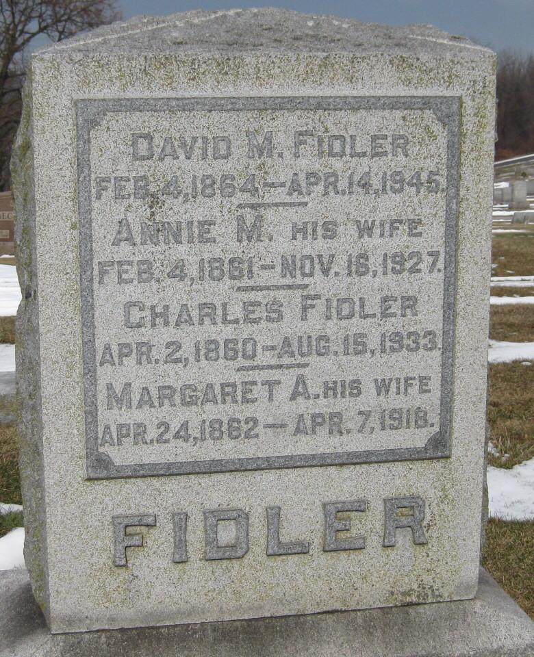 Charles Fidler