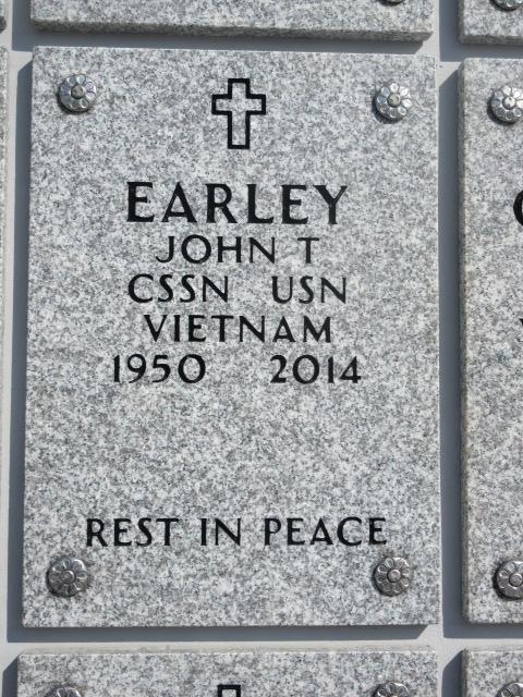 John Thomas Earley