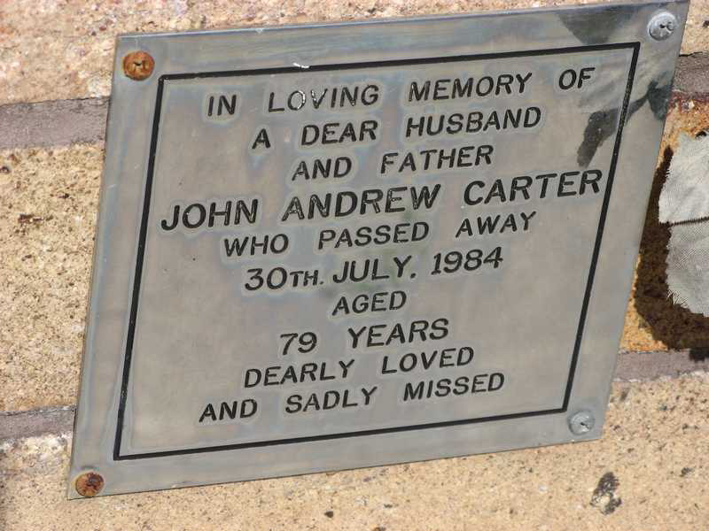 Andrew James Carter