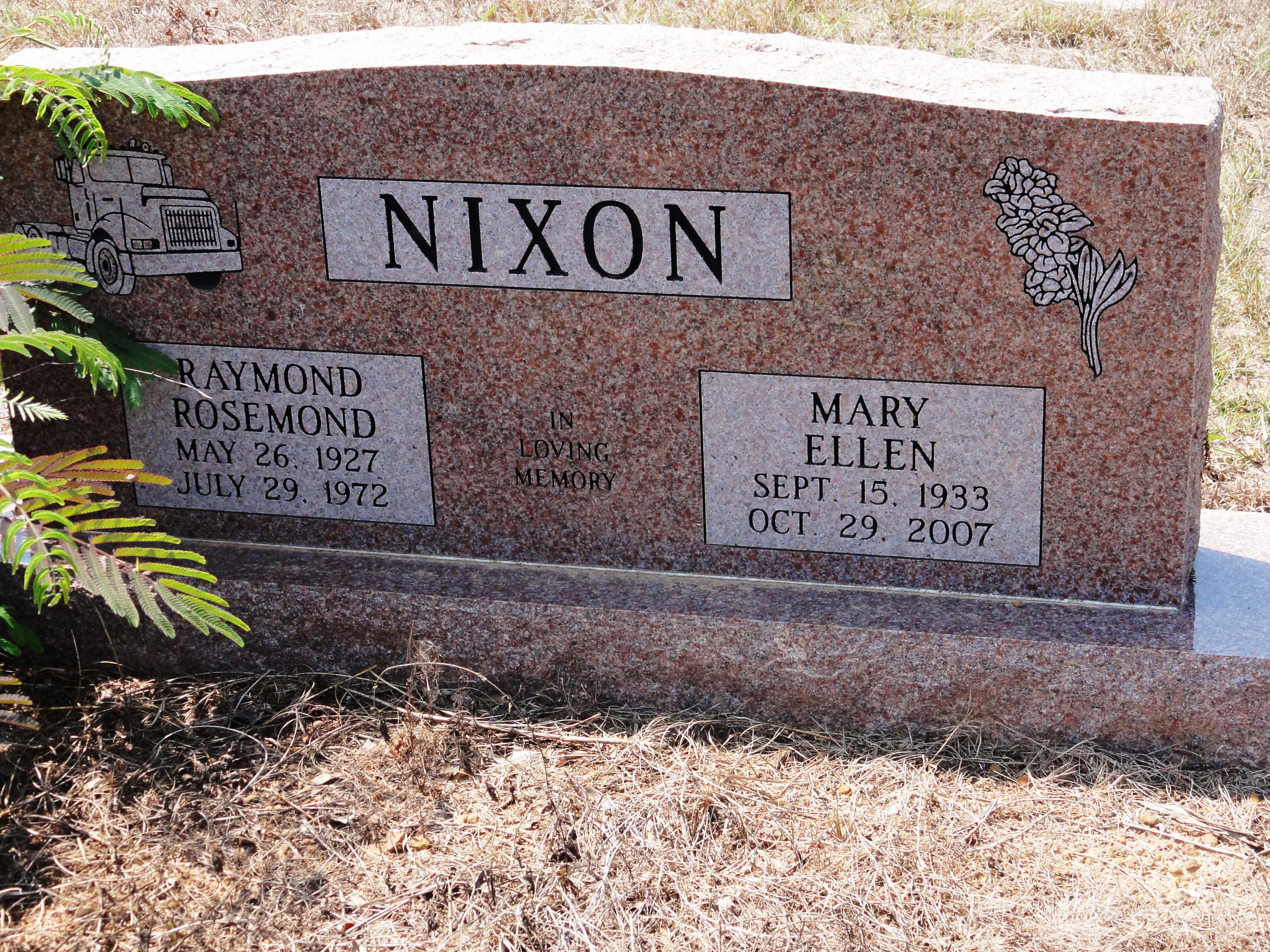 Raymond Nixon