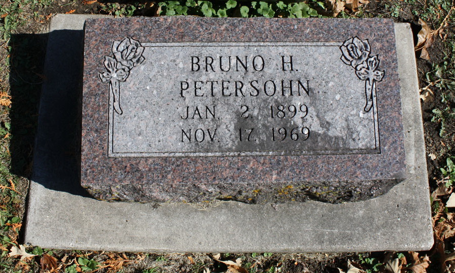 Bruno Petersohn