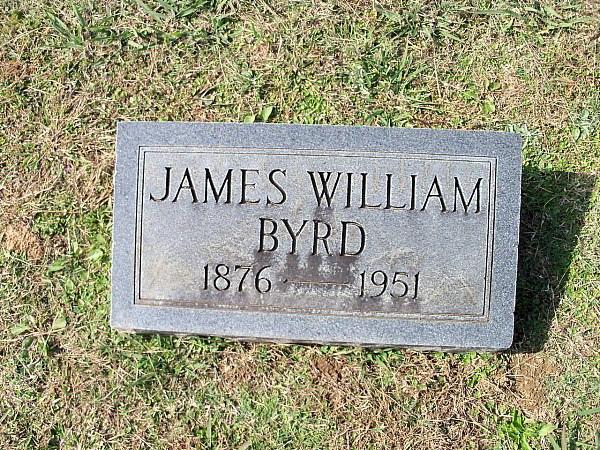 James Franklin Byrd