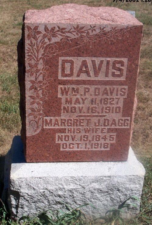 William Phezington Davis