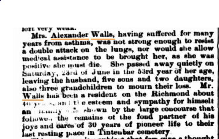 F Henry Walls