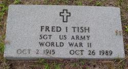 Frederick Tish