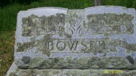 Daniel W Bowser