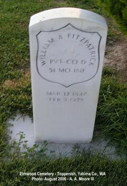 William P Fitzpatrick