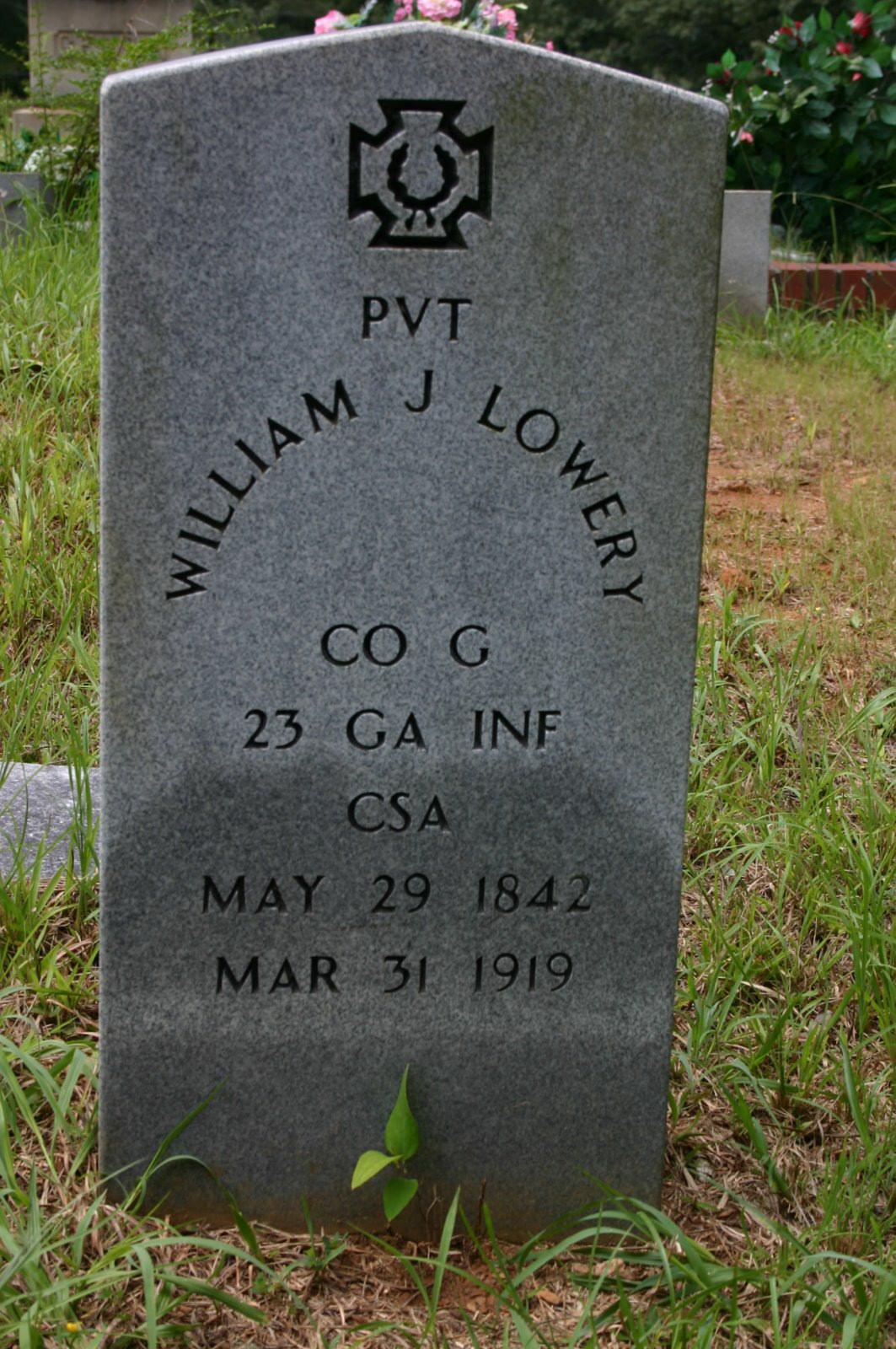 John W Lowery