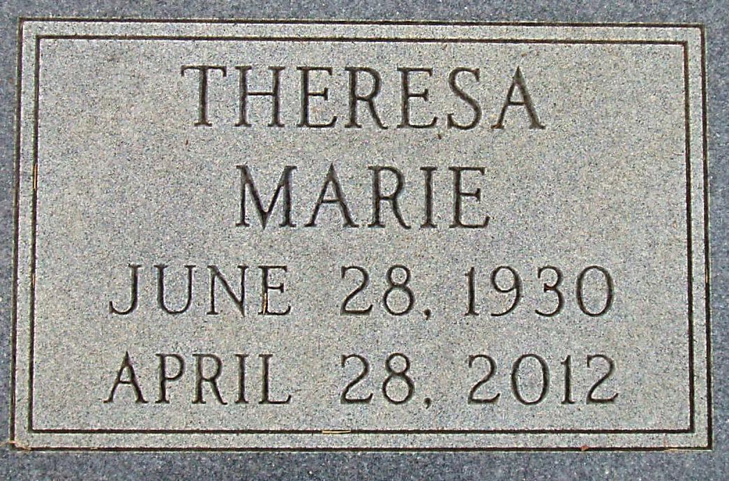 Theresa Marie Dendy