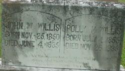 John W Willis