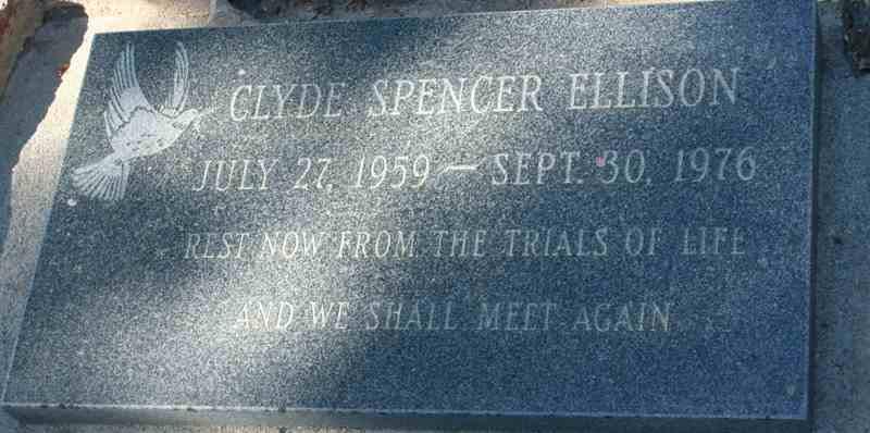 Clyde Ellison