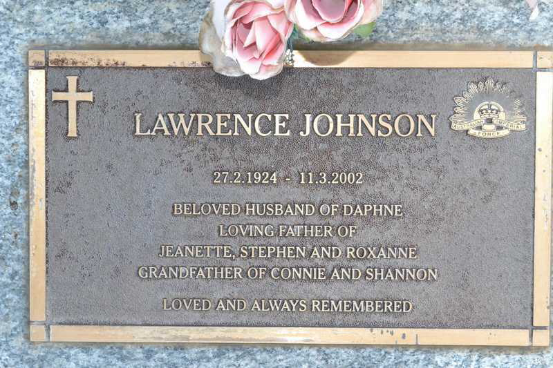 Lawrence Edward Johnson