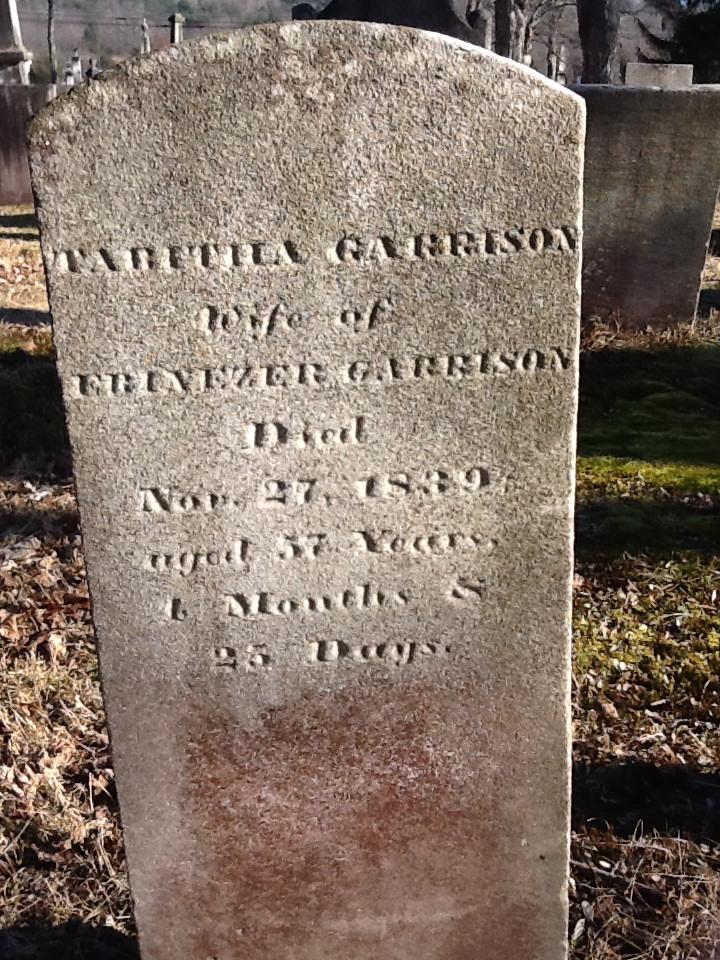 Ebenezer Garrison