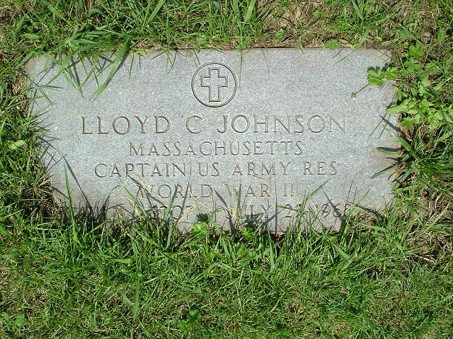 Charles Lloyd Johnson