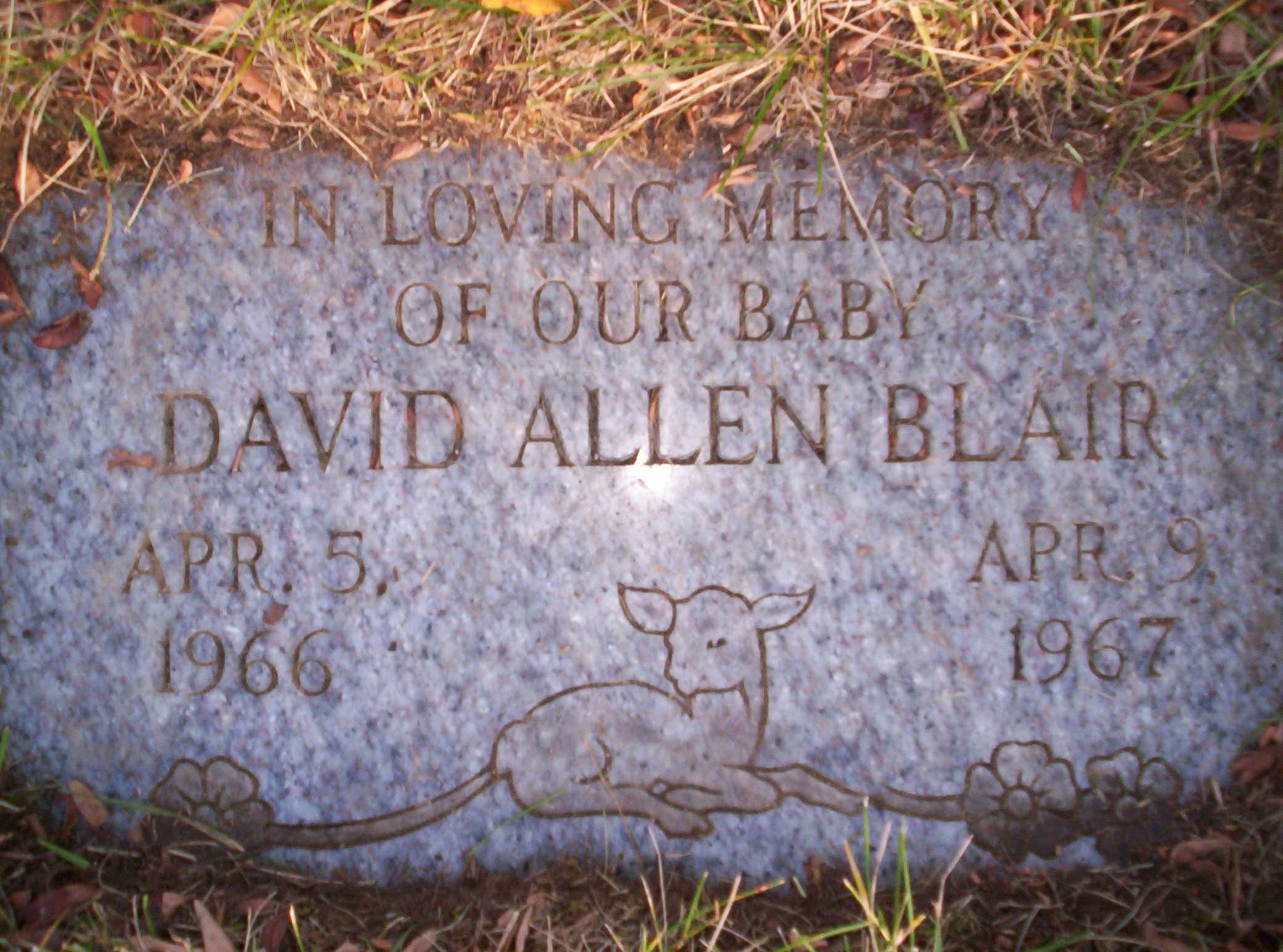 Allen Blair
