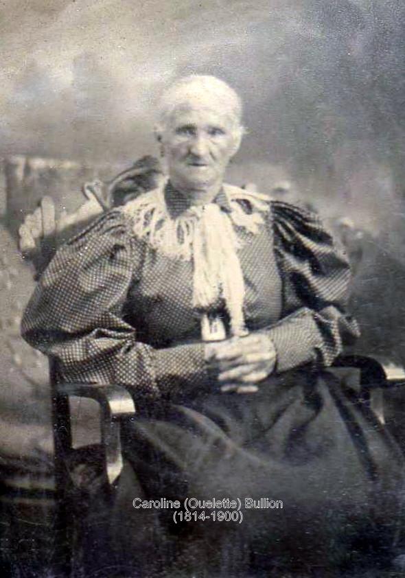 Caroline Ouellette