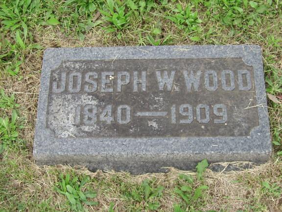 Joseph Wright Wood