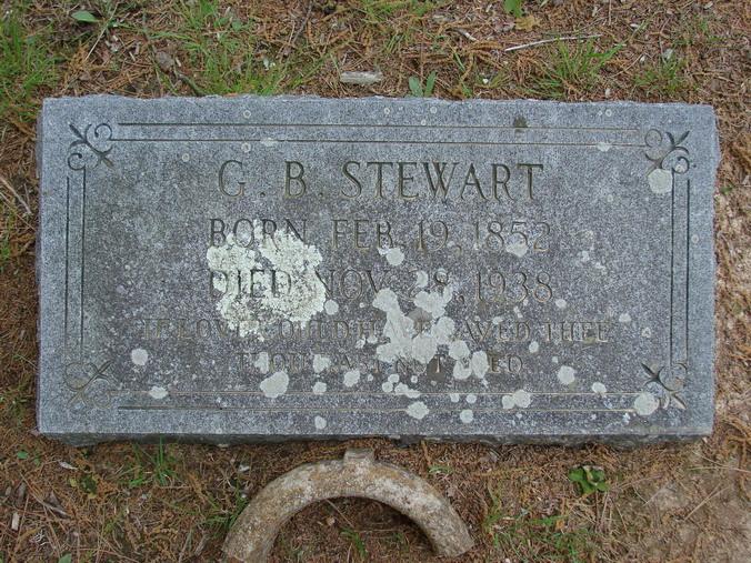 Greenberry Stewart