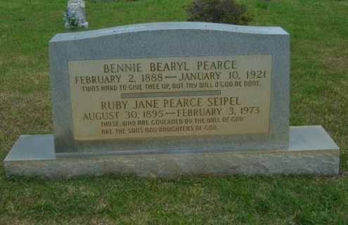 Ruby Jane Pearce
