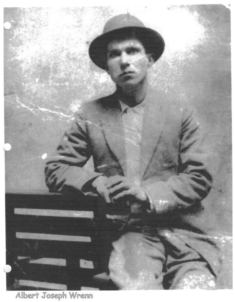 Albert Joseph Wrenn
