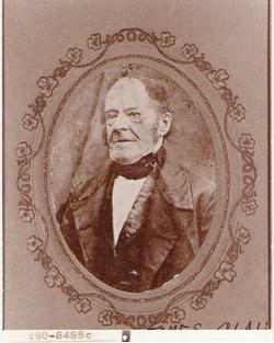 James Claudius Huetson