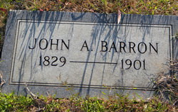 John William Barron