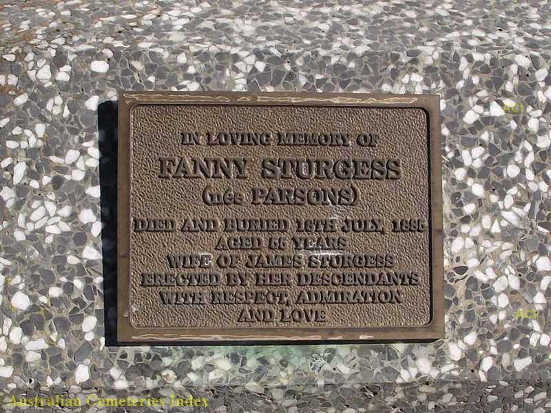 Fanny Parsons