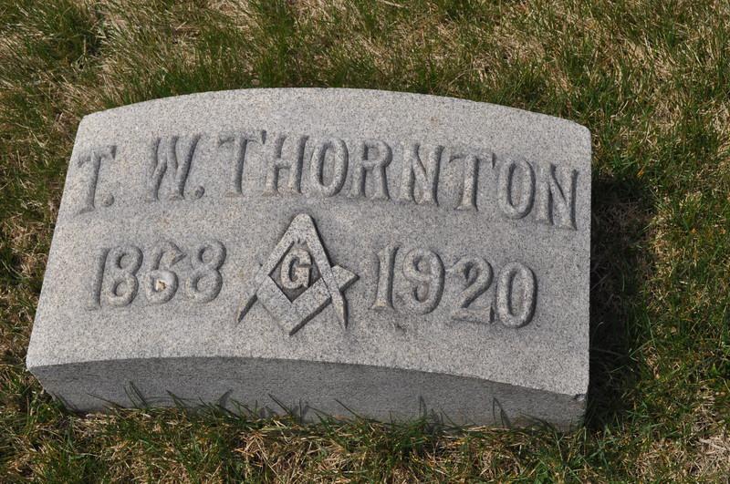 Thomas T Thornton
