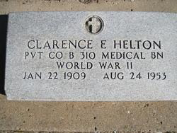 Clarence Helton