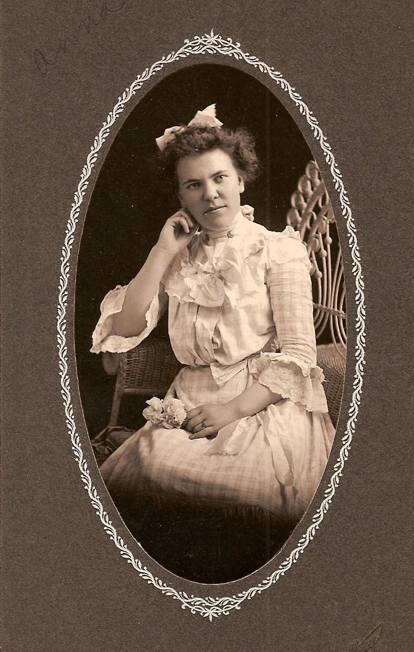 Anna Rebecca Johnson