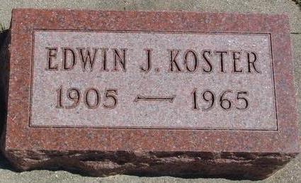 Johannes Marthinus Koster