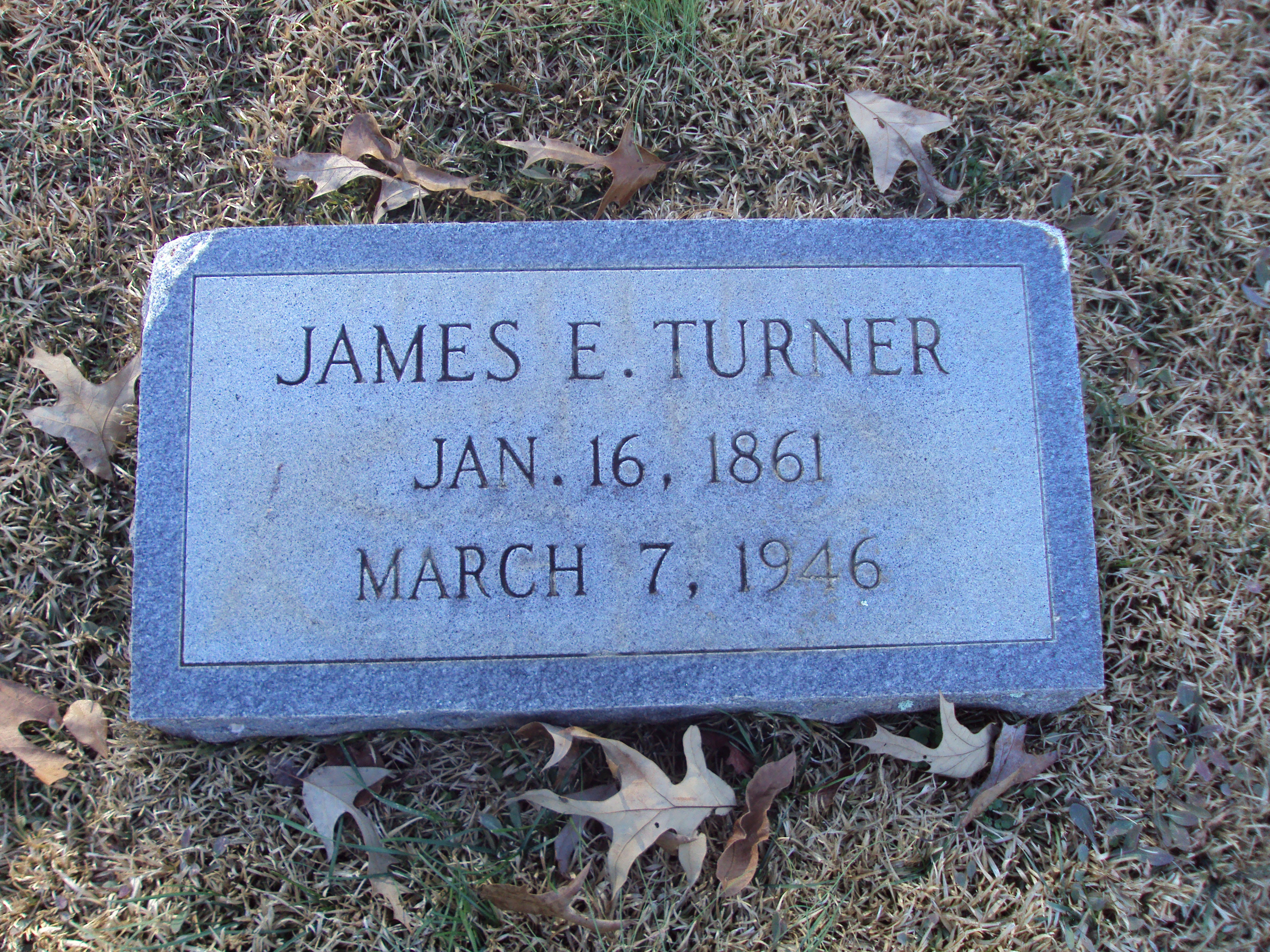 James Edmon Turner