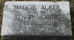 Maggie Ackers