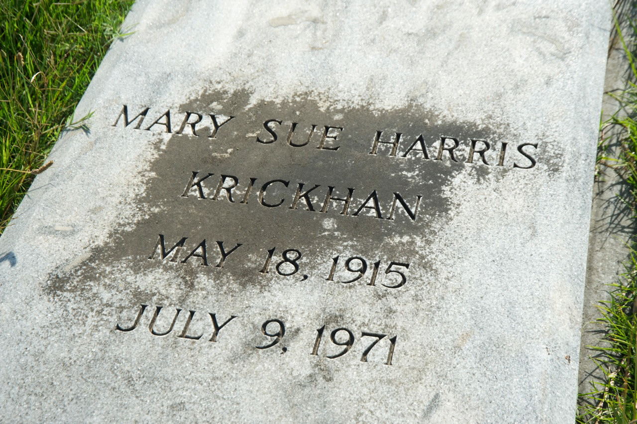 Mary Sue Harris