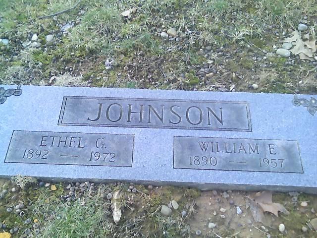 William Ellis Johnson