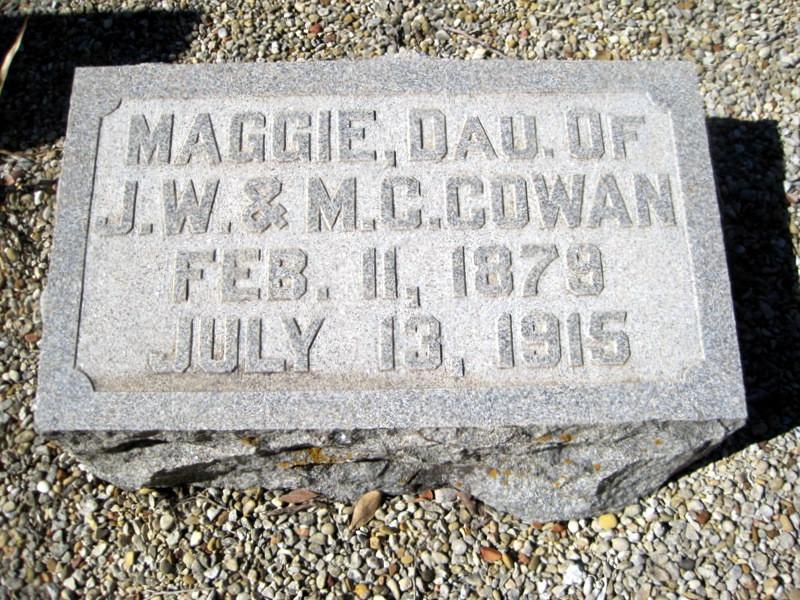 Margaret Ann Cowan