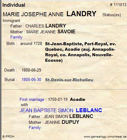 Anne Landry