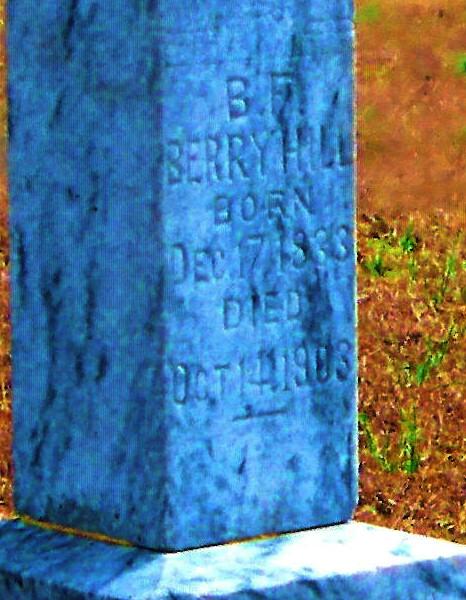 Benjamin Franklin Berryhill