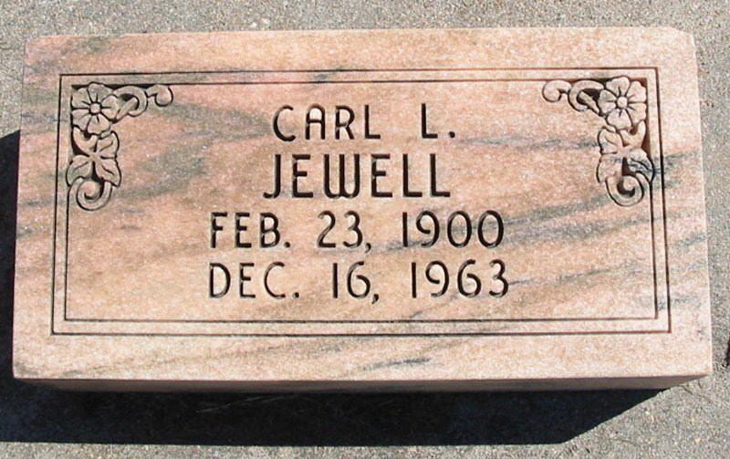 Carl Harold Jewell
